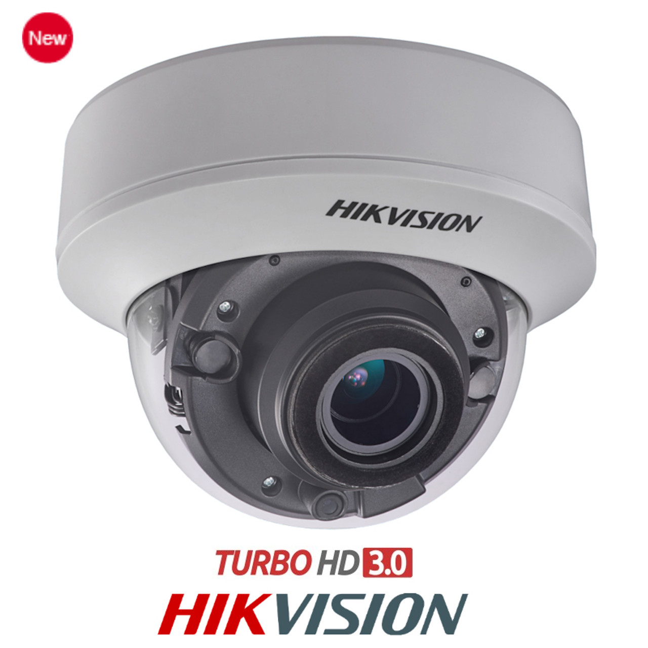 HIKVision Turbo HD 3.0 3MP Motorised Vari-Focal 2.8mm-12mm