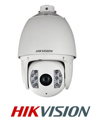 "Hikvision DS-2AE7230TI 30x HIKVision Turbo HD IR PZT Speed Dome Camera, 1/2.8"" CMOS, 1920x1080:30fps, 3D DNR, ICR, Colour: 0.2lux/F1.6, B/W:0.02lux/F1.6, Optical Zoom:30x, Digital Zoom:16X,120m IR distance"