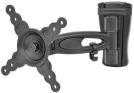 SINGLE ARM ADJUSTABLE TV/MONITOR WALL MOUNT BRACKET