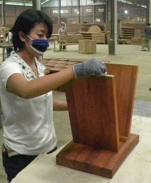 Teak Factory Workshop