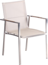 Aqua Moda Stacking Chair