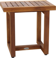 "The Original 18"" Spa Teak Shower Bench"
