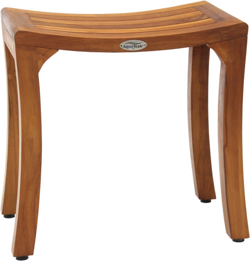 Delicieux ... Teak Shower Bench. Image 1