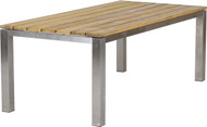 "Aqua Elegance 82.7"" Dining Table"