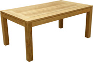 "Aqua Chateau 69"" Recycled Garden Table"