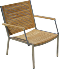 Aqua Supreme Stacking Lounge Chair