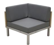 Aqua Supreme Modular Corner Seat