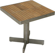Aqua Supreme Square Side Table