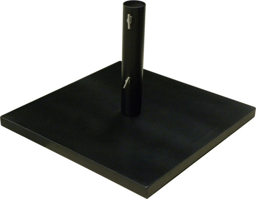 """teak furniture accessories - -Aqua Shade 13.2"""" Parasol Stand (2904)"""