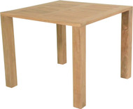 "Aqua Zen 39.3"" Square Dining Table CLEARANCE SALE"