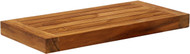 "18"" Moa™ Teak Flat Wall Shelf"