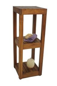 Scratch & Dent - The Original Sula™ Square Three -Tier Bath Stand