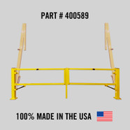 10' Cantilever Gate