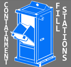 Containment Fill Stations