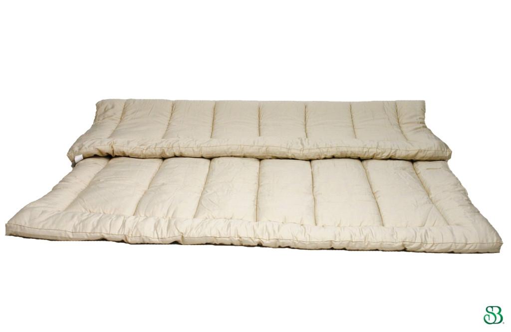 "1 5"" Merino Wool Certified Organic Mattress Topper Dream"