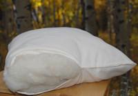Wool Fill Pillow- Organic