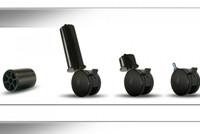 Ergomotion Casters and Extensions
