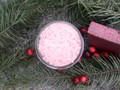 Winter Cranberry Body Scrub!