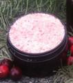 """Winter Cranberry"" Facial scrub"