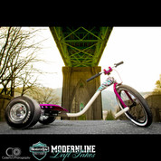 MODERNLINE FRAME AND AXLE SETUP (White)