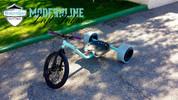 ModernLine | Kart Wheel | PEDAL / DISC BRAKE
