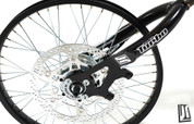 "JR Drift Trikes ""GAME CHANGER"" Geared Hub Front End"
