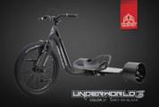 Underworld 3 - Black/grey