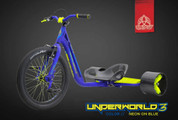 Underworld 3 Blue/neon Yellow