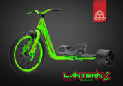 Lantern 2 - Luminous Green