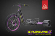 Syndicate 3 Black/Purple