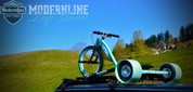 Upgraded kart wheel drift trike complete