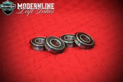 UPGRADED DOLLY WHEEL BEARINGS FAST!