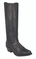 "Boulet Men's 16"" Sporty Black Deer Tan #4002"