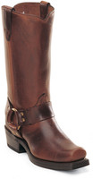 Durango Frontier Brown Harness Western Boots DB514