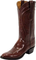Lucchese Classics Goat Tan Brush Off L1506