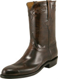 Lucchese Classics Goat Brown Brush Off L3519