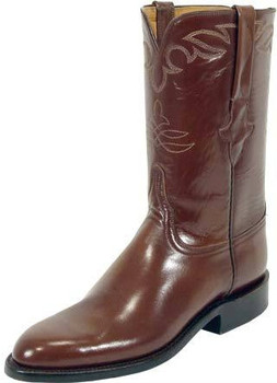 Lucchese Classics Goat Tan Brush Off L3520