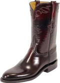 Lucchese Classics Goat Black Cherry Brush Off L3521