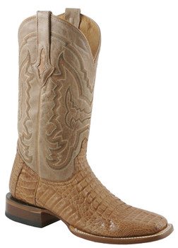 Resistol Ranch Men's Horseman Tan Mad Dog Hornback Caiman M4541_M4542