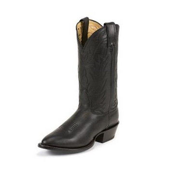Nocona Men's Black Deertan #MD2400