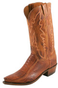 Lucchese 1883 Camino Real Brandy Matte Ostrich Leg N1121