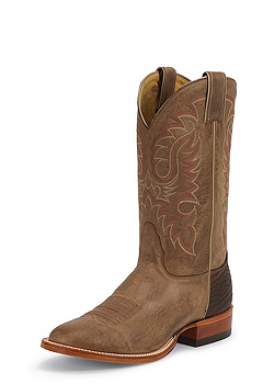 "Nocona Men's LEGACY COLLECTION 11"" TAN VINTAGE COW #MD2732"