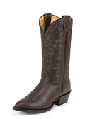 Nocona Men's MEDIUM BROWN DEERTAN #MD2401