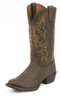 Men's Justin STAMPEDE WESTERN Collection SORREL APACHE #2551