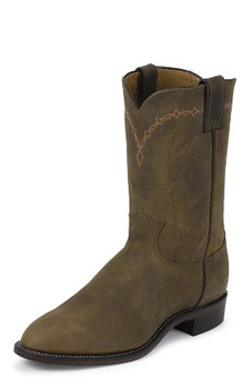 Men's Justin ROPER COLLECTION BAY APACHE #3508