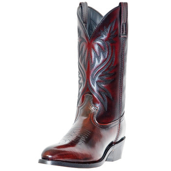 "Men's Laredo 12"" London BLACK CHERRY #4216"