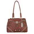 American west Lady Lace Collection Multi-Compartment organizer tote #LCBT471