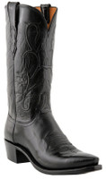 Men's Lucchese 1883 BLACK BUFFALO #N1652