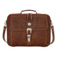 American west Retro Romance collection Laptop Briefcase #8565910