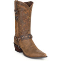 Crush by Durango Women's Brown Sultry Slouch Boot #RD4155